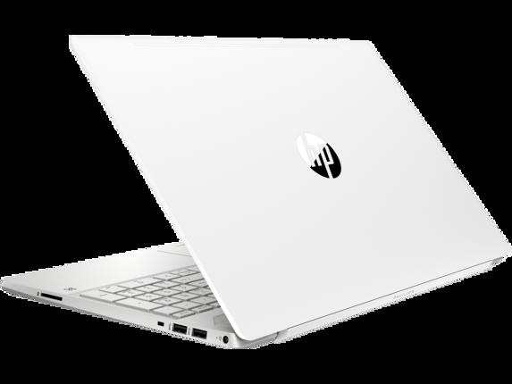 HP Pavilion Laptop - 15z touch - Left rear