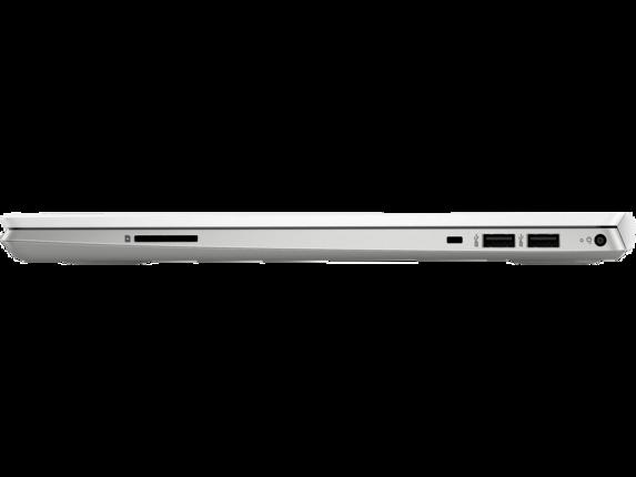 HP Pavilion Laptop - 15z touch - Left profile closed