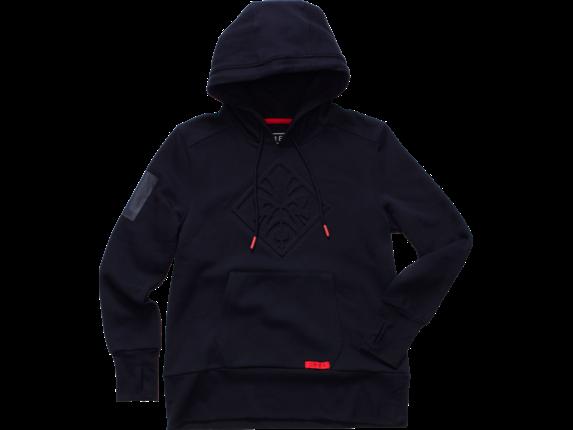 Sudadera con capucha para mujer HP OMEN Voodoo negra: talla L