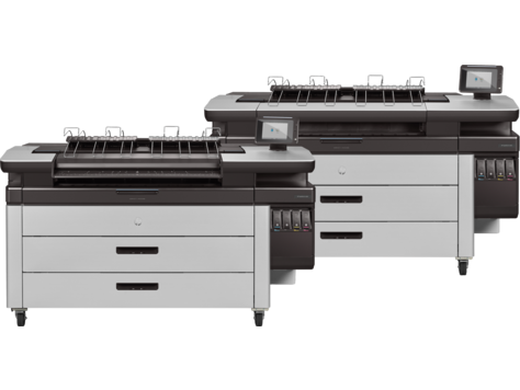 HP PageWide XL 4600 -tulostinsarja