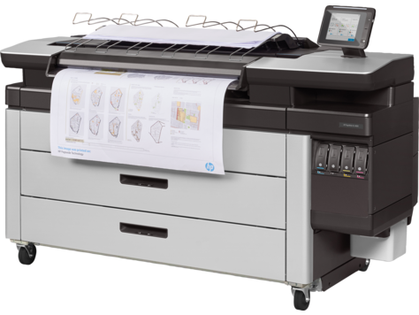 HP PageWide XL 4600-skriverserien