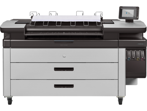 HP PageWide XL 4600 printerserie