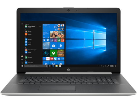 HP Notebook - 17-ca1059ur