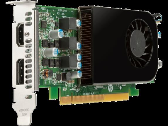 Amd Radeon Rx550x 4gb Lp Displayport Card Hp Saudi Arabia