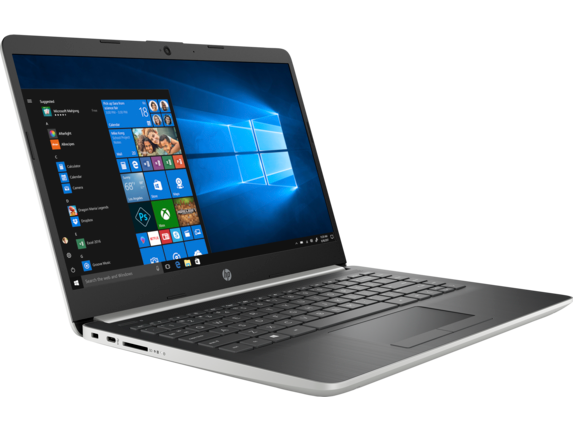 HP Laptop 14z - Right