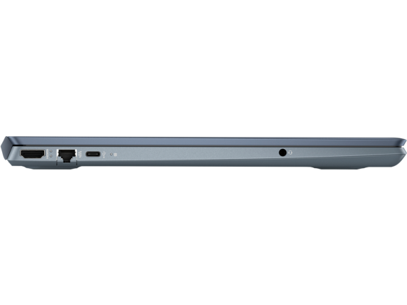 HP Pavilion Laptop - 15z touch - Right profile closed