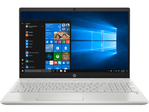 "HP Pavilion 15t 15.6"" FHD Laptop (Quad i7-8565U / 16GB / 512GB SSD)"