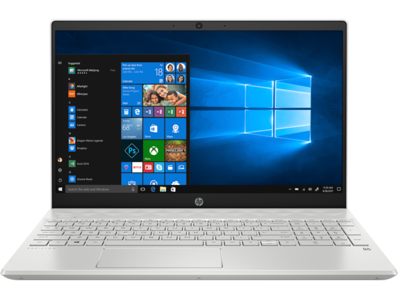 HP Pavilion Laptop - 15z touch - Center