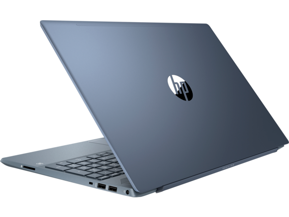 HP Pavilion Laptop - 15z touch optional - Left rear