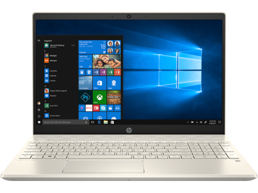 "HP Pavilion 15z 15.6"" Laptop (Quad Ryzen 5 3500U / 16GB / 256GB)"