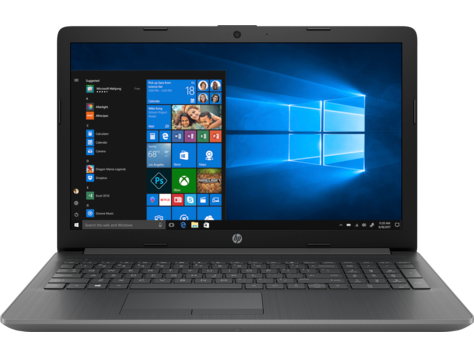 HP Notebook - 15-da2017la