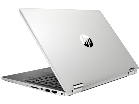 HP Pavilion x360 14-dh0013nr - Left rear