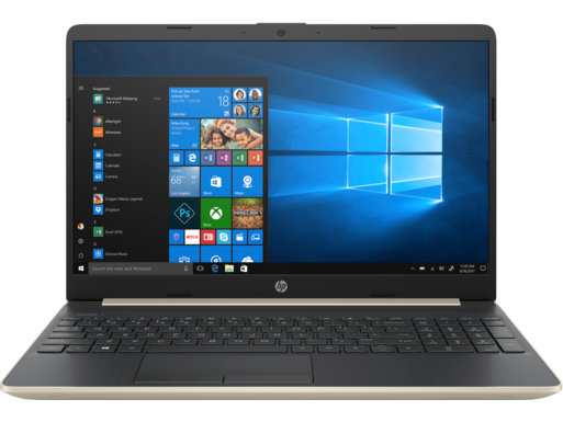 HP - 15t Laptop touch