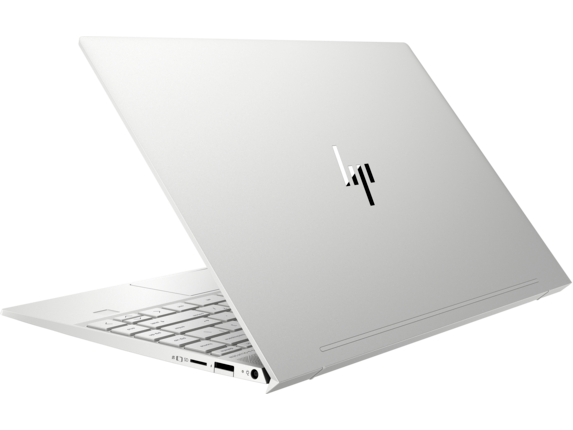 HP ENVY Laptop -13t - Left rear|Natural Silver