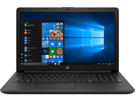 HP Notebook - 15-da0042ni