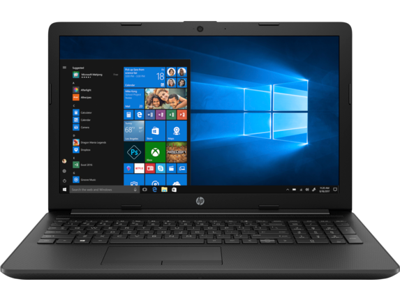 HP Laptop - 15z touch optional - Center