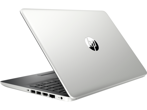 HP Laptop 14z - Left rear