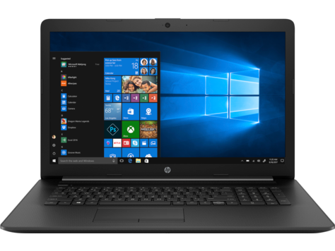 HP Notebook - 17-ca0161ur