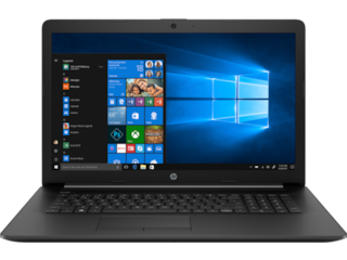 "HP 17z-ca100 17.3"" HD+ Laptop (Quad Ryzen 5 3500U / 12GB / 256GB SSD)"