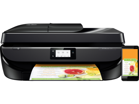 HP OfficeJet 5200 All-in-One Printer series