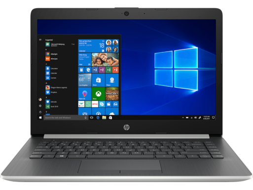 HP Laptop - 14t touch optional