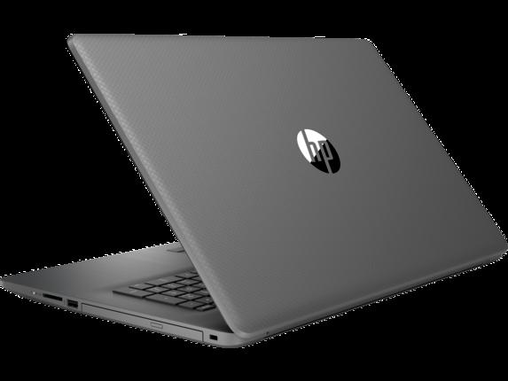 HP Laptop - 17z touch optional - Left rear