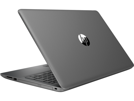 HP Notebook - 15-db01030nr touch - Rear