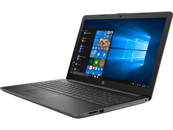 HP Notebook - 15-db01030nr touch - Left