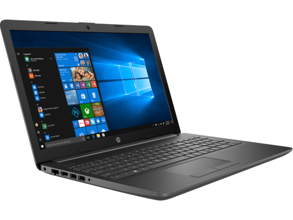 HP Notebook - 15-db01030nr touch - Right