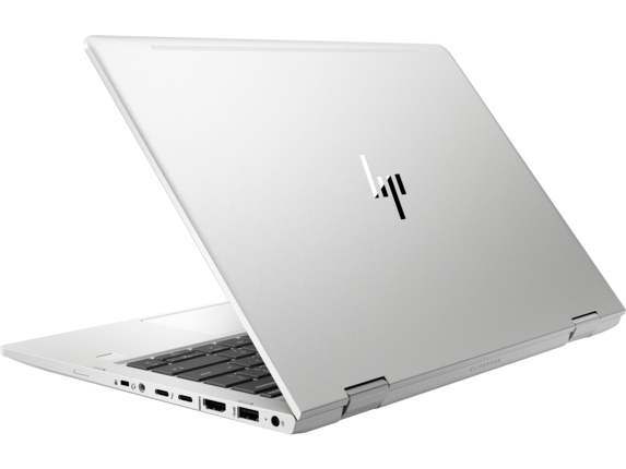 HP EliteBook x360 830 G5 Notebook PC - Left rear