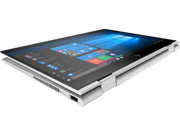 HP EliteBook x360 830 G5 Notebook PC - Top view closed