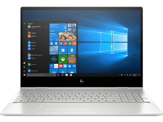 HP ENVY x360 Laptop - 15t - Center