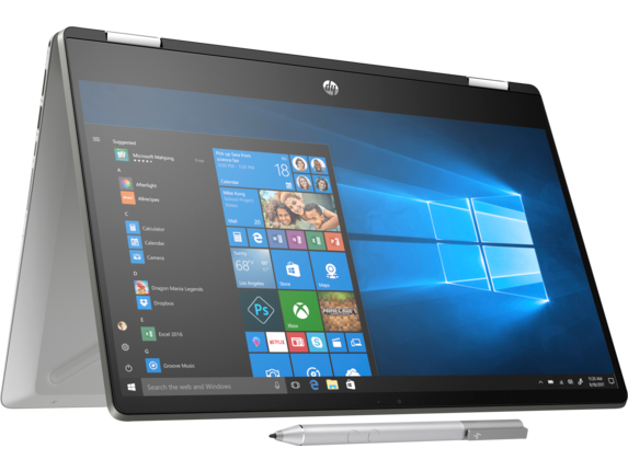 HP Pavilion x360 Laptop - 14t touch optional - Right rear