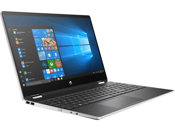 HP Pavilion x360 - 15-dq0081nr - Right