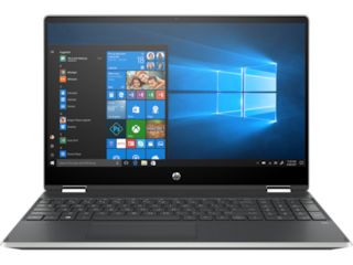HP Pavilion x360 Laptop - 15t touch