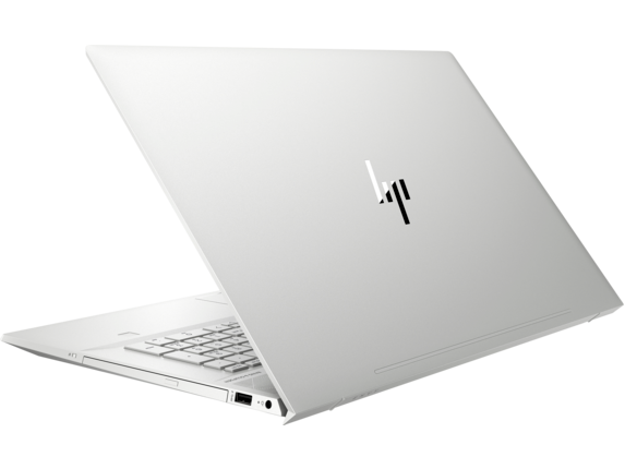 HP ENVY Laptop - 17t touch - Left rear