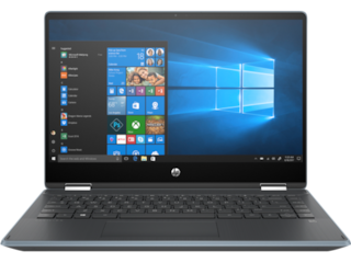 HP Pavilion x360 Laptop - 14t-dh200 touch