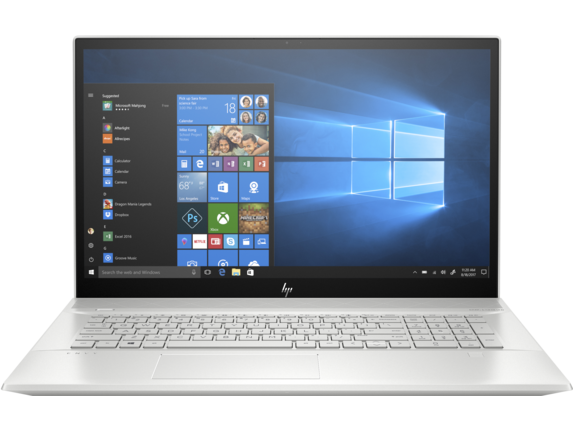 HP ENVY Laptop - 17t