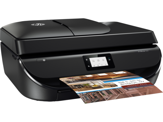 HP OfficeJet 5260 All-in-One Printer - Right