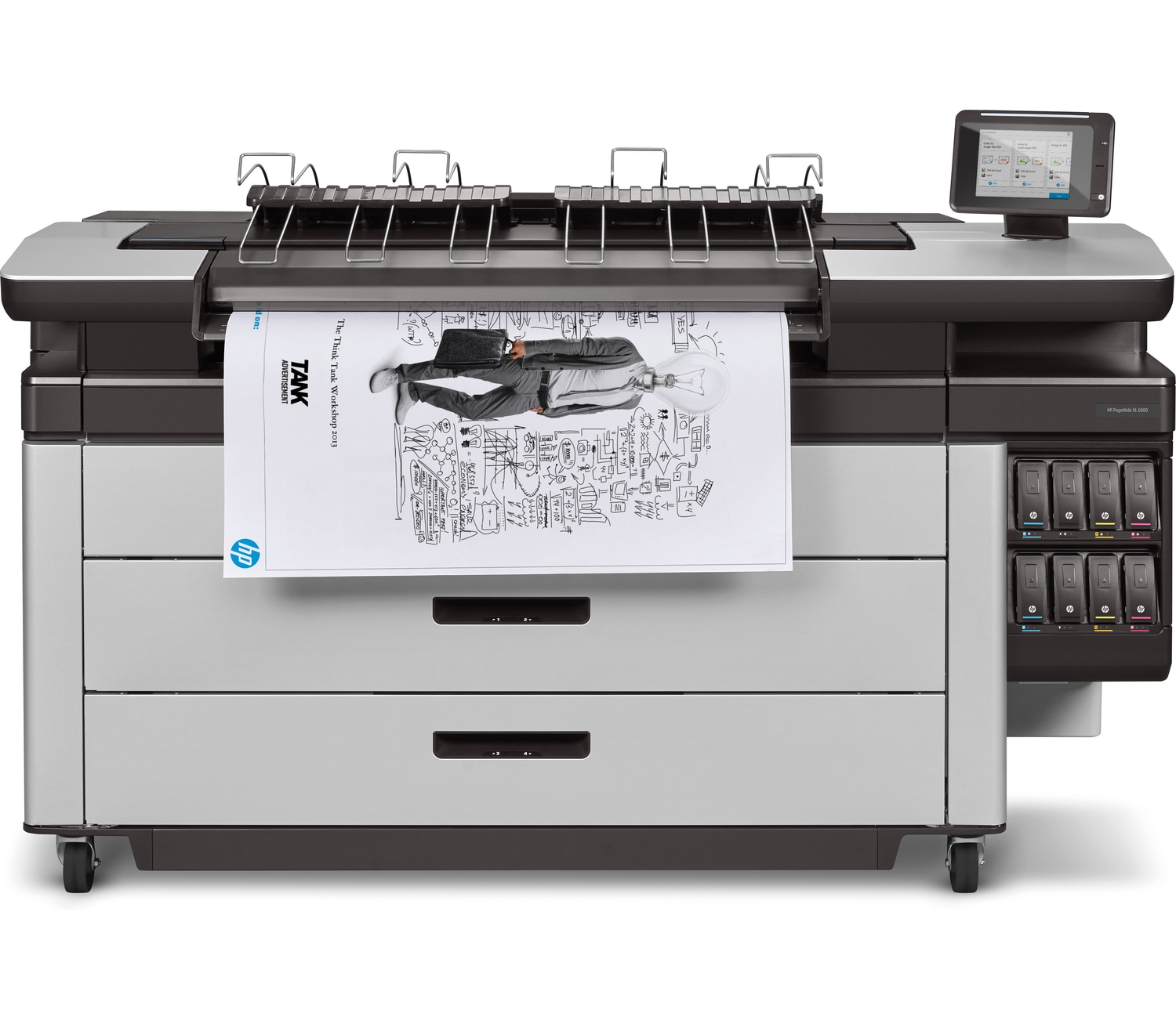 HP PageWide XL 6000 MFP