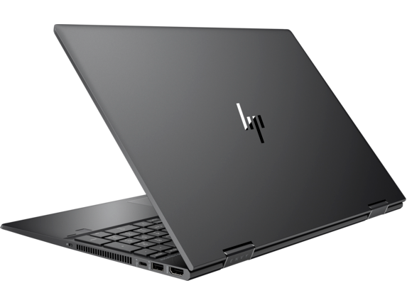 HP ENVY x360 - 15-ds0013nr - Left rear