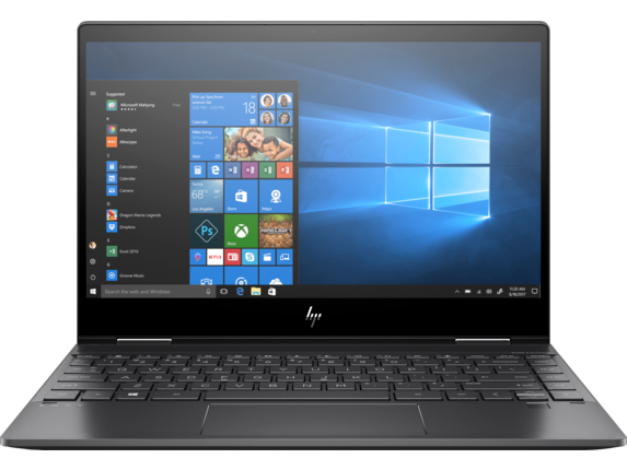 HP ENVY x360 - 13-ar0062nr - Center