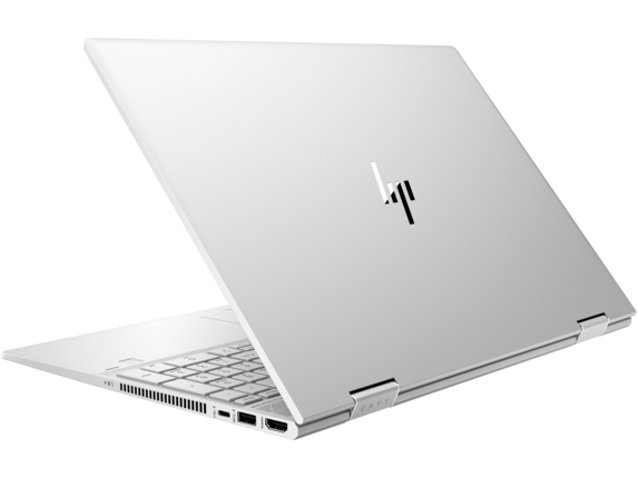 HP ENVY x360 - 15-dr0013nr - Left rear
