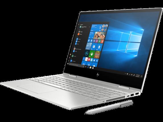HP ENVY x360 Laptop - 15t touch Best Value - Left