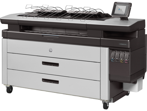 Impresora HP PageWide XL serie 4100