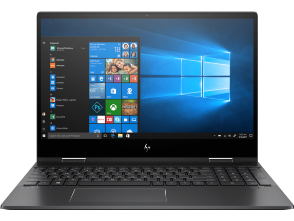 HP Envy x360 Laptop - 15z - Center