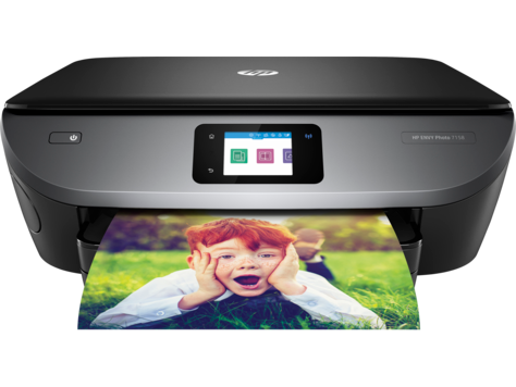 HP ENVY Photo 7158 All-in-One Printer
