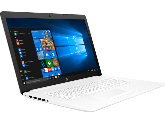 HP Laptop - 17z touch optional - Right