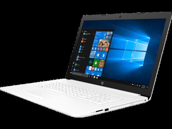 HP Laptop - 17z touch optional - Left