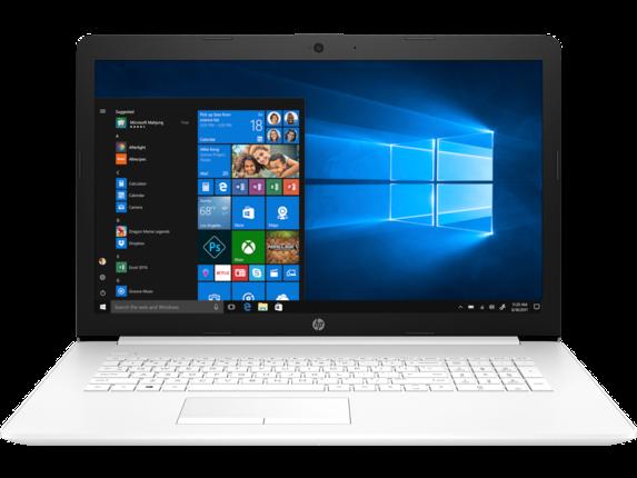HP Laptop - 17z touch optional - Center